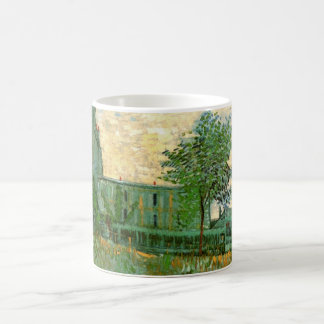 Van Gogh Restaurant la Sirene, Asnieres, Fine Art Coffee Mug