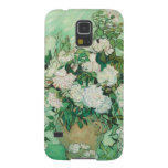 Van Gogh- Roses Carcasa Para Galaxy S5