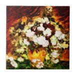 Van Gogh - Roses Ceramic Tiles