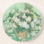 Van Gogh- Roses Posavasos Diseño
