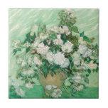 Van Gogh- Roses Teja Cerámica