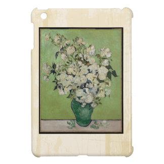 Van Gogh Roses Vintage Fine Art iPad Mini Cover