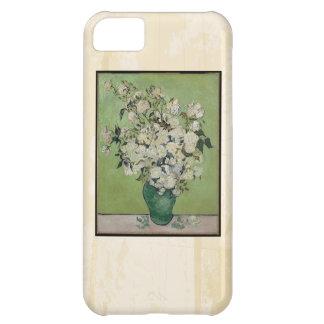Van Gogh Roses Vintage Fine Art iPhone 5C Covers