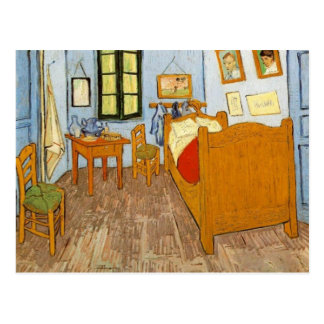 Van Gogh s Bedroom Postcards