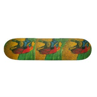 Van Gogh' s 'Two Lovers' Skateboard