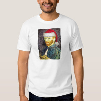 Van Gogh Santa Playeras