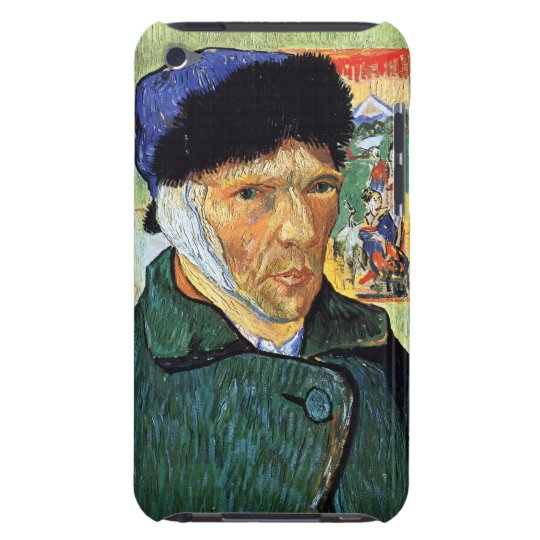 Van Gogh Self Portrait Barely There iPod Cover