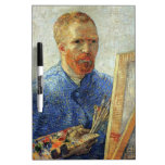 Van Gogh Self Portrait Dry Erase Whiteboards