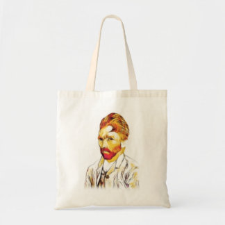 Van Gogh Self Portrait - Hair Do Bag