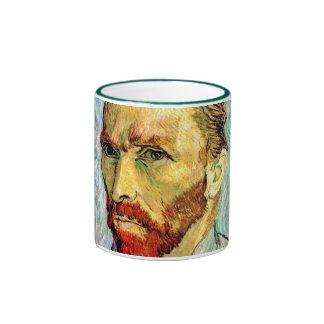 Van Gogh Self-Portrait Mug