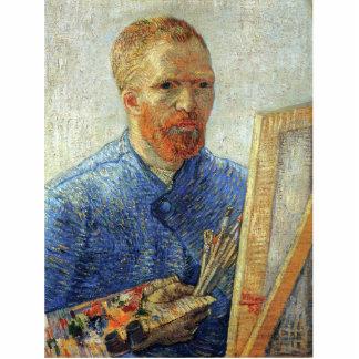 Van Gogh Self Portrait Photo Cutout