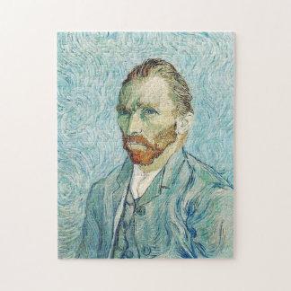 Van Gogh Self Portrait Puzzle