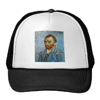 Van Gogh Self Portrait Trucker Hat