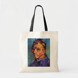 Van Gogh - Self Portrait Without Beard Budget Tote Bag