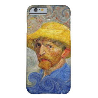 Van Gogh Selfie iPhone 6/6S Barely There Case