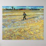 Van Gogh - sembrador Poster