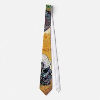 Van Gogh - Skull In Profile Tie