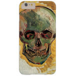 Van Gogh Skull, Vintage Still Life Impressionism Barely There iPhone 6 Plus Case