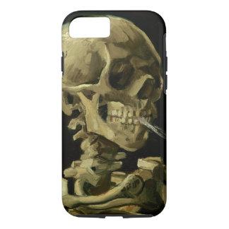 Van Gogh | Skull with Burning Cigarette | 1886 iPhone 7 Case