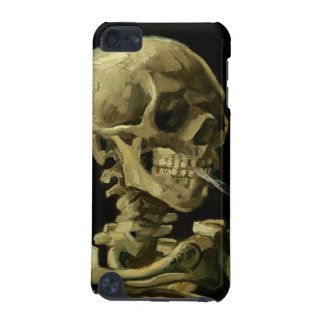 Van Gogh | Skull with Burning Cigarette | 1886 iPod Touch 5G Cover