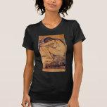 Van Gogh, Sorrow, Vintage Post Impressionism Art T Shirts