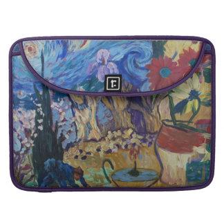 Van Gogh Spirit Sleeves For MacBook Pro
