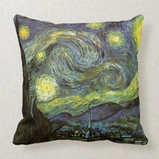 Vincent van Gogh: Starry Night