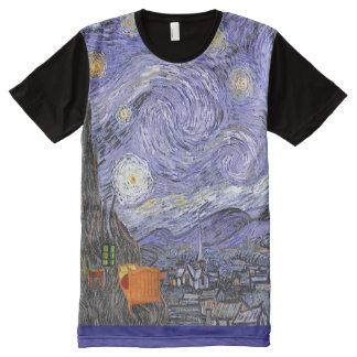 Van Gogh Starry Night Arles Bedroom Dream T-Shirt