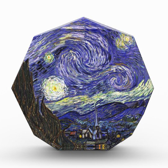 Van Gogh Starry Night Award