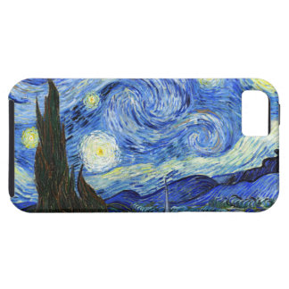Van Gogh Starry Night iPhone 5 Covers