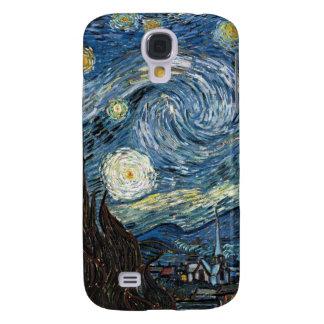 Van Gogh Starry Night Galaxy S4 Case