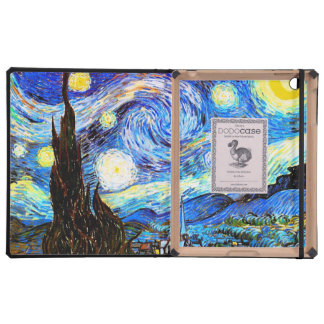 Van Gogh Starry Night Fine Art Cover For iPad