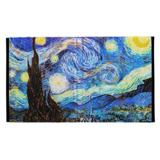 Van Gogh Starry Night Fine Art iPad Cases