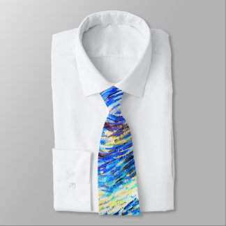 Van Gogh Starry Night Fine Art Tie
