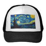Van Gogh Starry Night Hat
