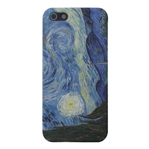 Van Gogh Starry Night iPhone 4 4S  Speck Case Case For iPhone 5