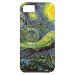 Van Gogh: Starry Night iPhone 5 Case
