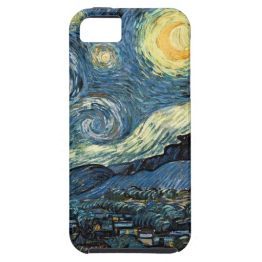 Van Gogh Starry Night iPhone 5 Case