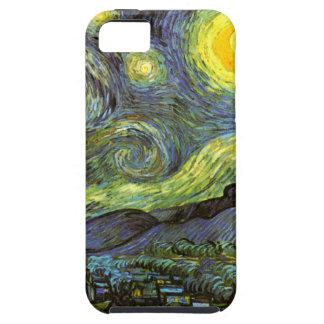 Van Gogh: Starry Night iPhone SE/5/5s Case