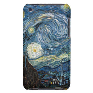 Van Gogh Starry Night iPod Touch Case-Mate Case