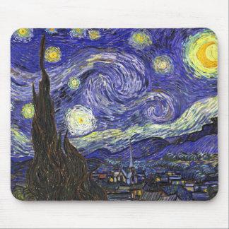 Van Gogh Starry Night Mousepads