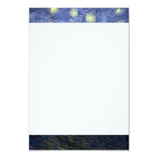 Van Gogh | Starry Night Over The Rhone | 1888 Card