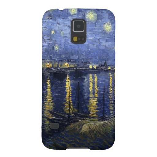 Van Gogh Starry Night Over The Rhone Galaxy S5 Cover