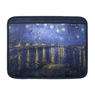 Vincent van Gogh: Starry Night Over the Rhone