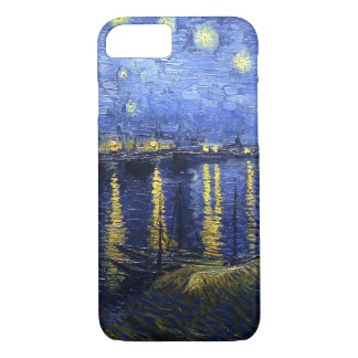 Van Gogh Starry Night Over The Rhone iPhone 7 case