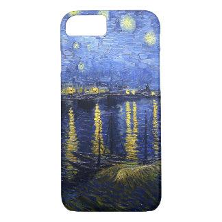 Van Gogh Starry Night Over The Rhone iPhone 7 case