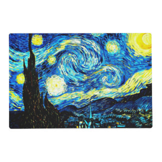 Van Gogh: Starry Night Placemat