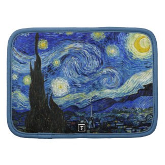 Van Gogh Starry Night Folio Planners