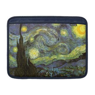 Van Gogh: Starry Night Sleeves For MacBook Air