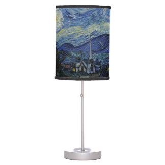 Van Gogh Starry Night Table Lamp